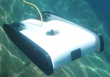 新型水下无人机抄板反向设计概况